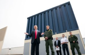 Conservatives Stand With President Trump: Build the Wall