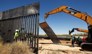America's National Sovereignty Threatened: Congress must fund a Wall that secures our Southern Border