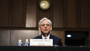The Senate Should Not Confirm Merrick Garland